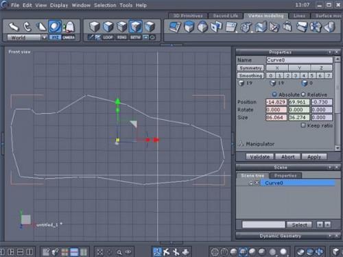 Come fare modelli CAD di scarpe sportive