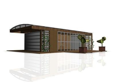 Come costruire una casa in Google SketchUp