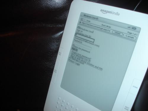 Come controllare la posta elettronica usando un Kindle