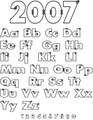 Come stampare i font su un Mac