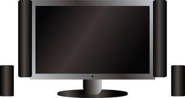 Come ottenere ottenere suoni da un computer Altoparlanti TV