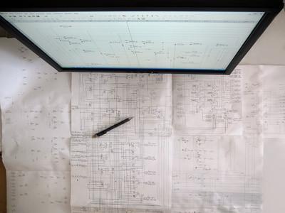 Schemi Elettrici Unifilari Esempi : Posso usare microsoft visio disegnare schemi elettrici myclads