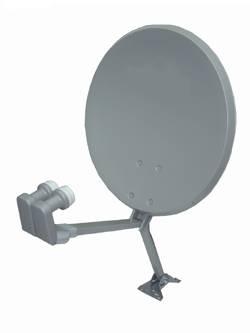 Come costruire un antenna WiFi utilizzando una parabola satellitare