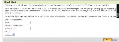 Come impostare un nome di dominio personale per iWeb