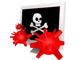 Come sbarazzarsi del virus A proposito di vuoto in Windows XP