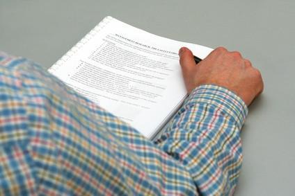 Come eseguire la scansione di un documento con OCR