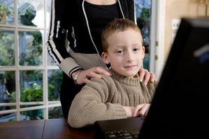 Come filtrare siti web per bambini