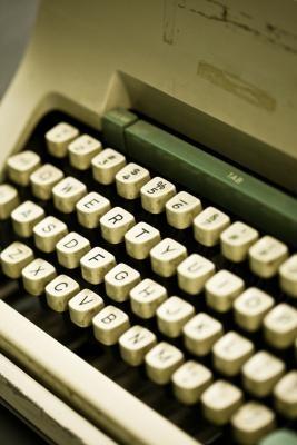 Come fare il vostro cartuccia propria macchina da scrivere del nastro