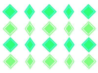 Come creare una forma del diamante 3D in Adobe Photoshop