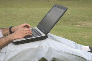 Come cambiare una password Wi-Fi