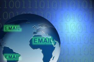 Come contattare una e-mail senza alcuna traccia
