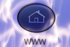 Come sbarazzarsi di un Home Link in una barra di navigazione