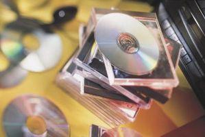 Come masterizzare un file SACD su DVD-R