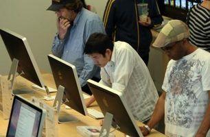 Come formattare un disco rigido su iMac