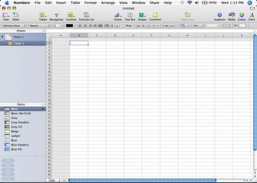 Alternative a Microsoft Excel