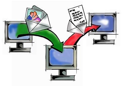 Come inserire un'immagine in un formato HTML e-mail in PHP