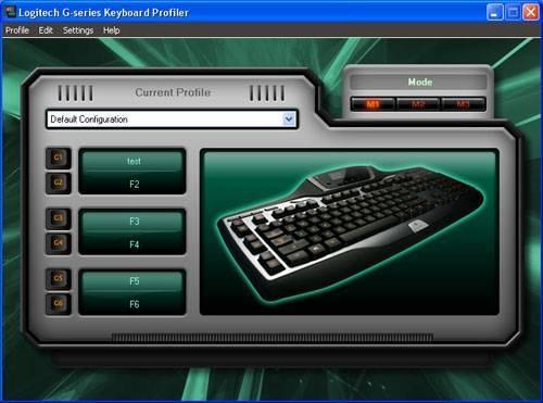 Come utilizzare una tastiera G15