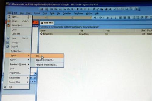 Come aggiungere file pdf da pagine Web