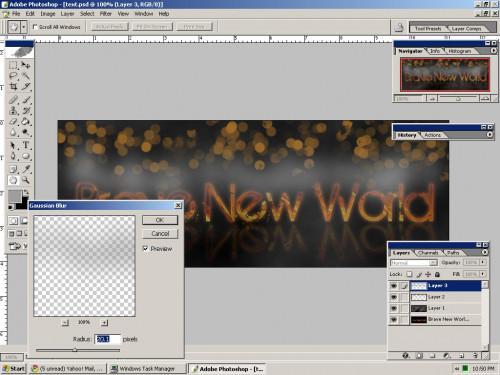 Come fare Smoke on Adobe Photoshop