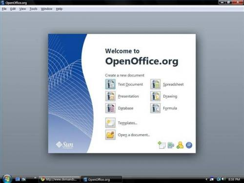 Open Office Tutorial Base