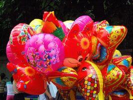 Come inviare Balloons internazionale