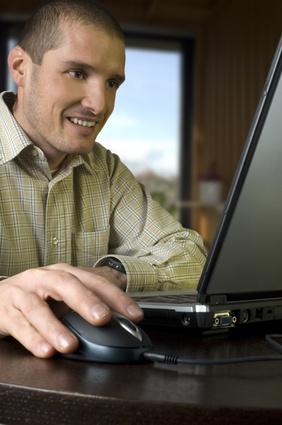 Come collegare il ricevitore via cavo a un computer portatile
