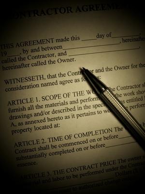 Come utilizzare Office Word per creare moduli modificabili & Contratti