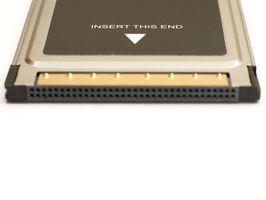 Come installare schede PCMCIA Modem