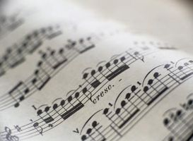 Come partecipare simboli musicali in Word