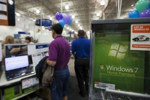 Confronto di Windows 7 con XP SP2