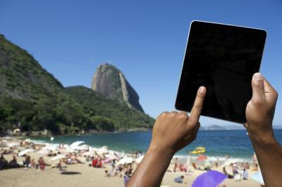 Come ottenere Internet su un Tablet Computer