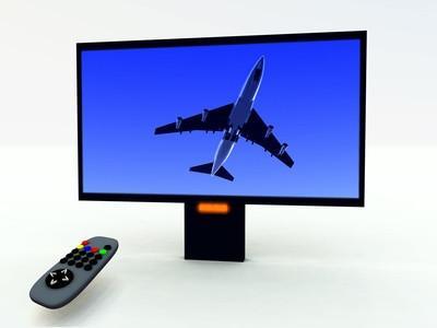 Come convertire un piatto Monitor schermo per l'uso come un televisore