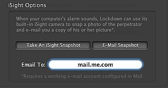 Come usare Lockdown proteggere un computer Macintosh notebook