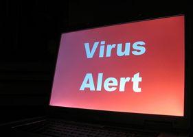 Come faccio a eliminare un virus maligno dal mio computer?