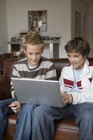 Punte di Internet per gli adolescenti