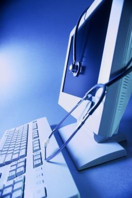 Come riparare uno schermo bianco in un HP 1702
