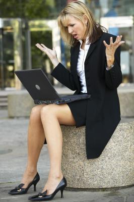 Segni e sintomi di un computer andando male