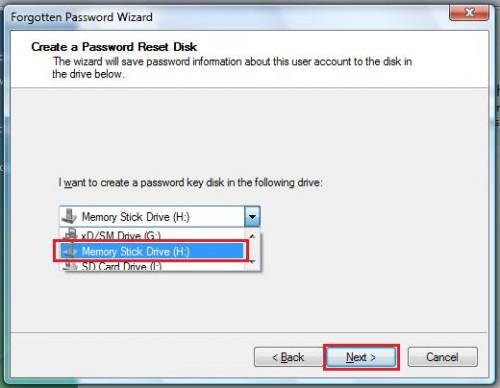 Come recuperare una password dimenticata in Vista