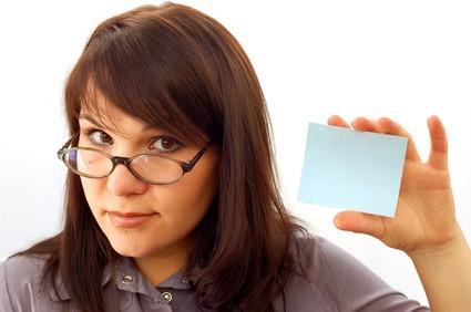 Come fare Presentazione Cards