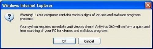 Come rimuovere un messaggio falsa scansione di virus