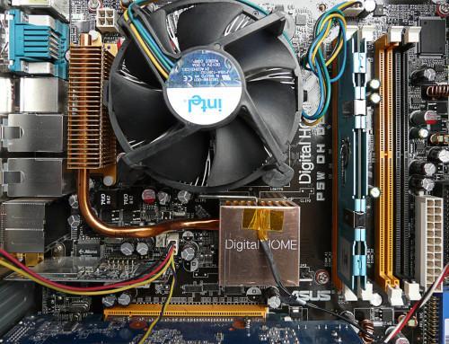 I formati differenti di ventole della CPU