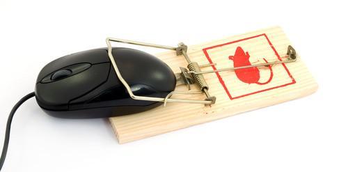 Puntatore del mouse & Virus