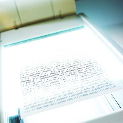 Come eseguire la scansione di un documento e contenuto corretto