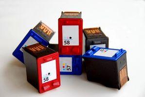 Come installare HP C4180 cartucce d'inchiostro