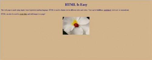 Come scrivere pagine Web HTML