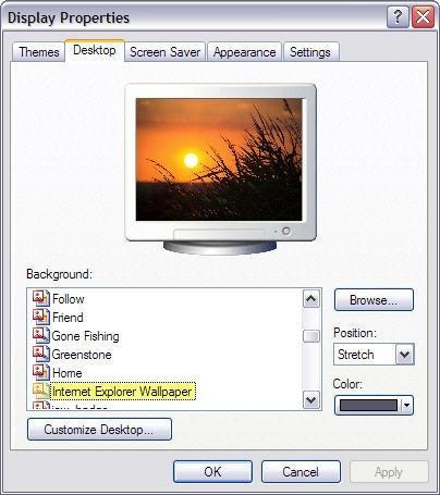 Come ottenere Sfondi desktop fresco per Windows XP Utilizzando Flickr