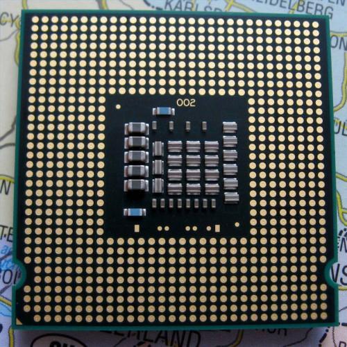 Pentium vs. Nucleo