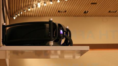 Mini proiettore video LCD fai da te