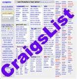 Come comprare e vendere sulla lista Craigs Directory