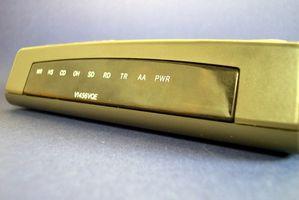 Come misurare la velocità di trasferimento dati su una rete